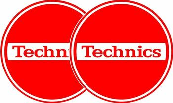 Technics Slipmat Break