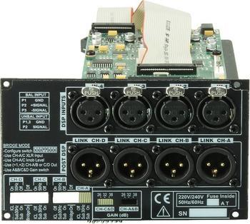 Ram-Audio DSP 44 S Modul