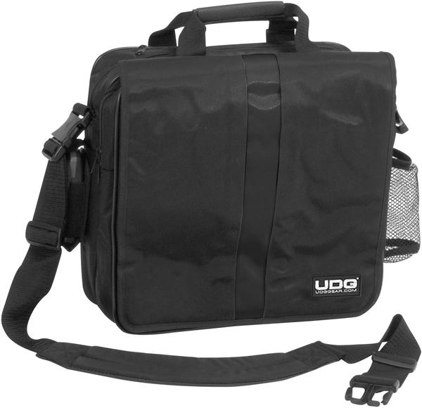 UDG Ultimate CourierBag Deluxe - Steel Grey Orange Inside