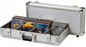 Reloop Club Series 100er CD Case