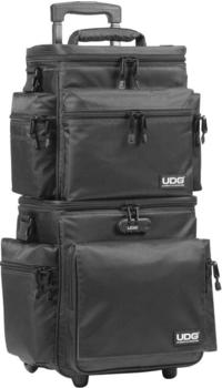 UDG SlingBag Trolley Set Deluxe - Black Orange inside