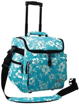 zomo-dj-trolley-flower-blau