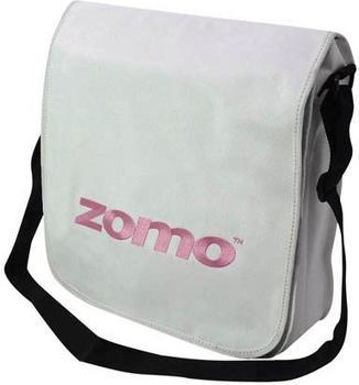 Zomo Recordbag Street-1 - Weiß Pink