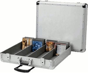 Reloop Club Series 200er Trolley CD Case