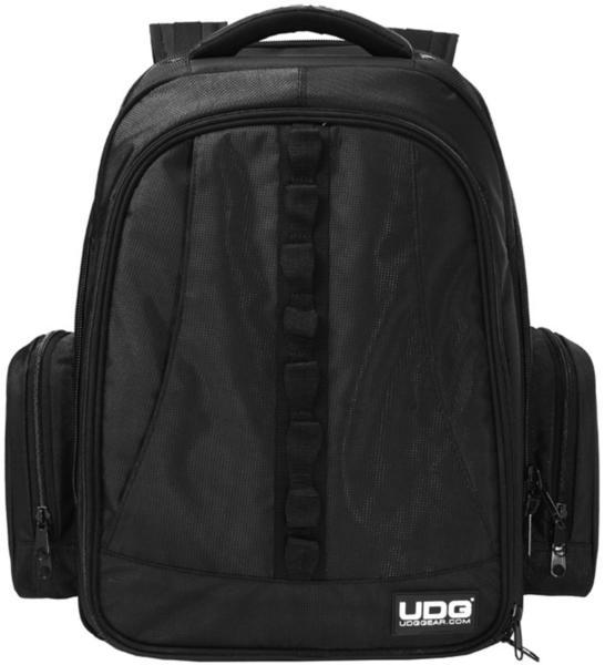 UDG Ultimate BackPack Black - Orange inside