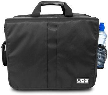 UDG Ultimate CourierBag Deluxe - Black Orange Inside