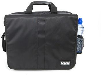 """UDG Ultimate CourierBag Deluxe 17"""" - Black Orange inside"""