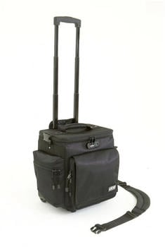 UDG SlingBag Trolley Deluxe - Black Orange Inside