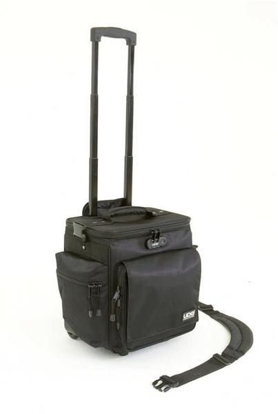 UDG SlingBag Trolley Deluxe - Black Orange Inside