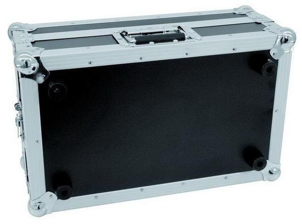 Roadinger Mixer-Case Profi MCB-19, schräg, 6HE