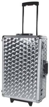 Roadinger CD-Case Alu-Trolley (120 CDs)