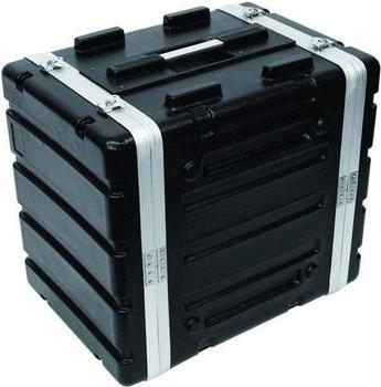 Roadinger Kunststoff-Rack KR-19 - 8HE DD