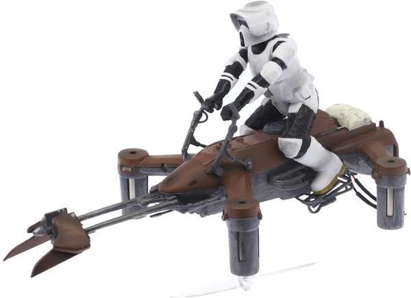 Propel Star Wars Speeder Bike Battle Drone Classic Edition