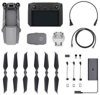 DJI Mavic 2 Zoom Fly More Kit + Smart Controller