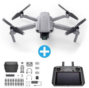 DJI Mavic Air 2 Fly More Combo mit Smart Controller