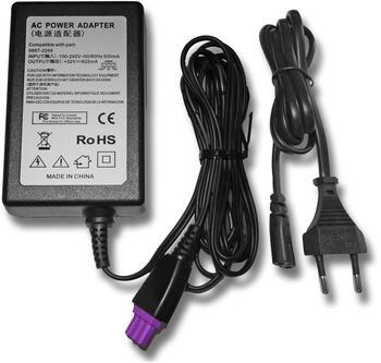 vhbw 32V - 625mA passend für HP ersetzt 0957-2239, 0957-2242, 0957-2269