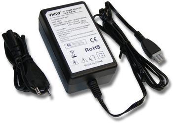 vhbw 220V Drucker Netzteil für HP Deskjet D1420, D1430, D1460, D1465, D1468, D1470, D2430, D2445, D2460, D2465, D2468, D2560, D2565 wie 0957-2231.