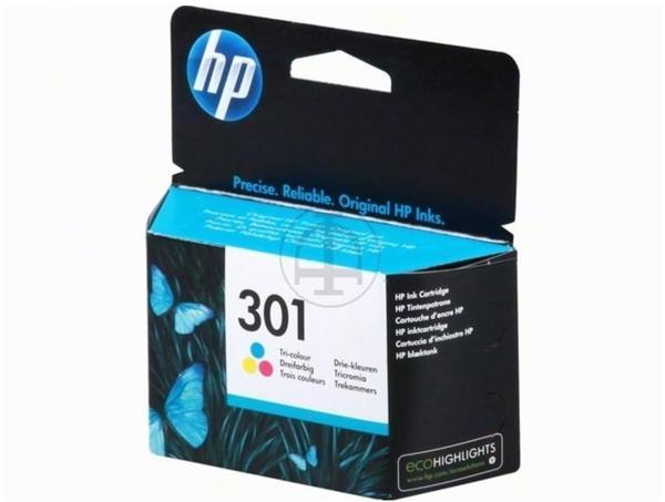 HP Nr. 301 3-farbig (CH562EE)
