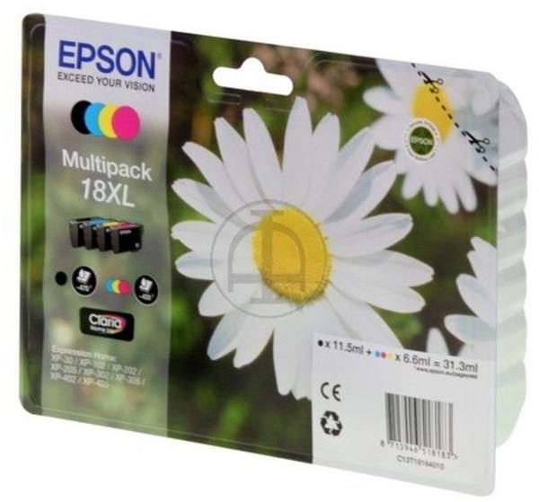 Epson 18XL Multipack 4-farbig (C13T18164010)