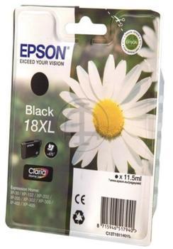 Epson 18XL schwarz (C13T18114010)