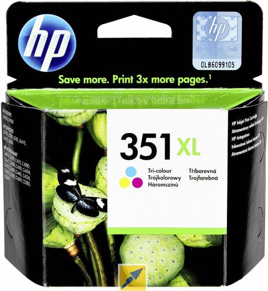 HP Nr. 351XL 3-farbig (CB338EE)