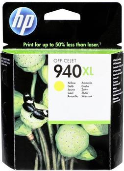 HP Nr. 940XL gelb (C4909AE)
