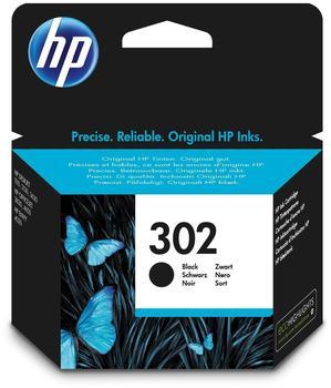 HP Nr. 302 schwarz (F6U66AE)