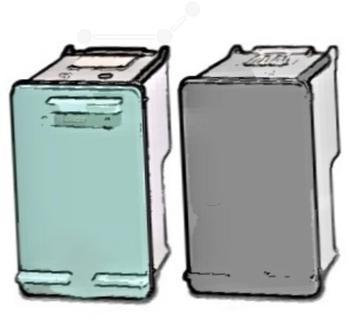 HP Nr. 350+Nr. 351 Multipack 4-farbig (SD412EE)