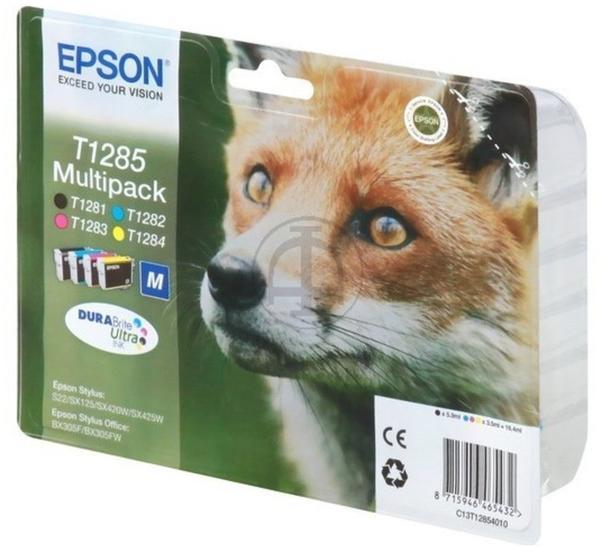 Epson T1285 Multipack 4-farbig (C13T12854010)