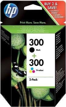 HP Nr. 300 Multipack 4-farbig (CN637EE)