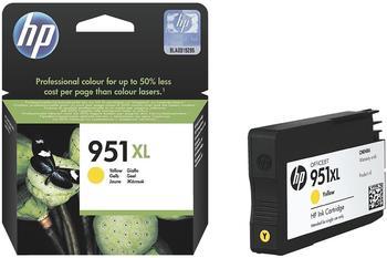 HP Nr. 951XL gelb (CN048AE)