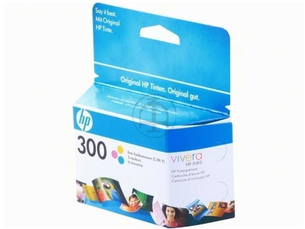 HP Nr. 300 3-farbig (CC643EE)