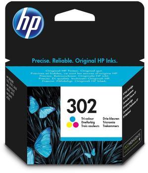 HP Nr. 302 3-farbig (F6U65AE)