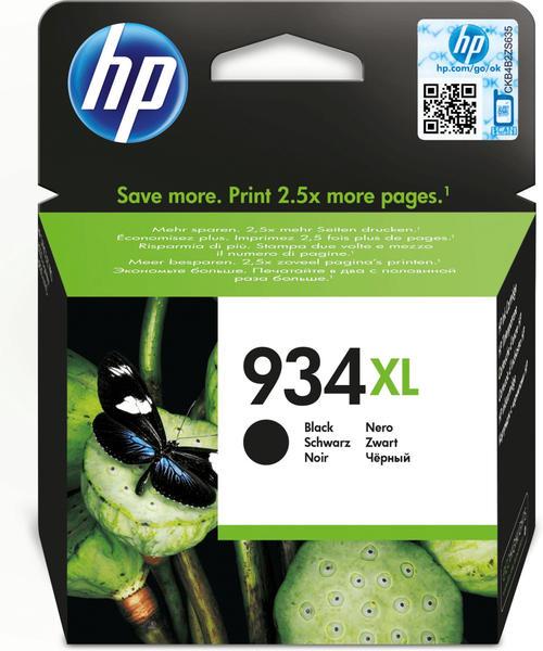 HP Nr. 934XL schwarz (C2P23AE)