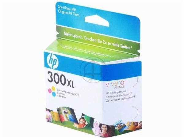 HP Nr. 300XL 3-farbig (CC644EE)