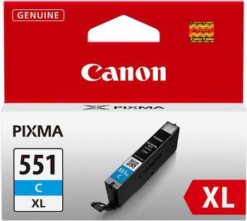 Canon CLI-551XL C cyan
