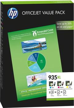 HP Nr. 935XL Value Pack (F6U78AE)