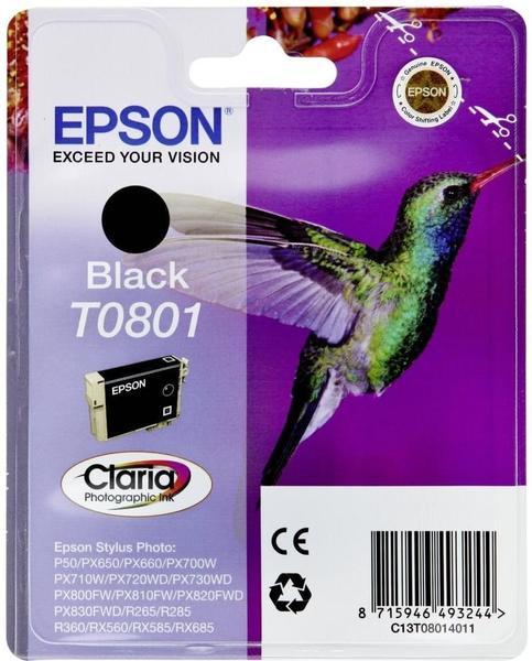 Epson T0801 schwarz (C13T08014010)