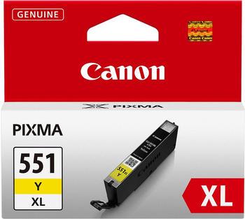 Canon CLI-551XL Y gelb