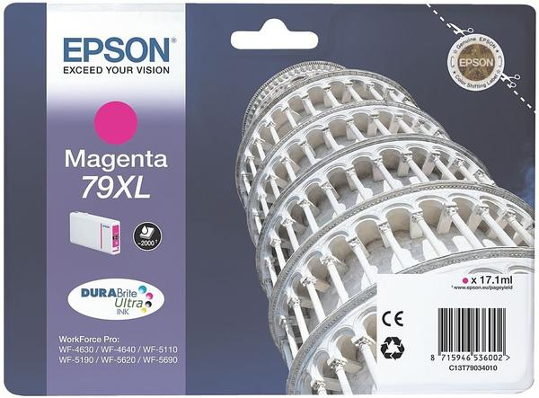 Epson 79XL magenta (C13T79034010)