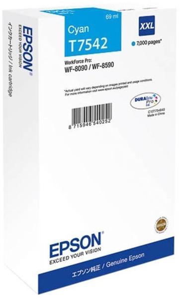 Epson 27 Multipack 3-farbig (C13T27054010)
