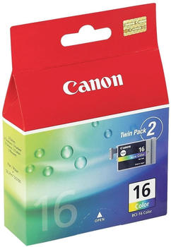 Canon BCI-16CL Doppelpack (9818A002)
