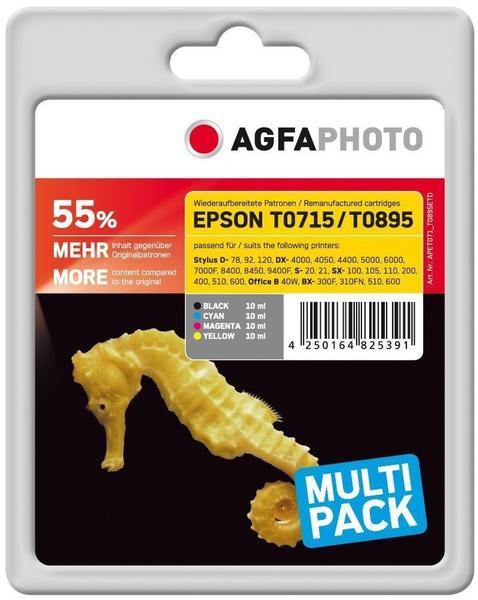 AgfaPhoto APET071T089SETD ersetzt Epson T0715
