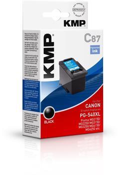 KMP C87 ersetzt Canon PG-540XL schwarz (1516,4001)