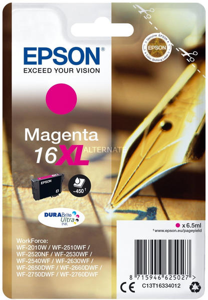 Epson 16XL magenta (C13T16334010)