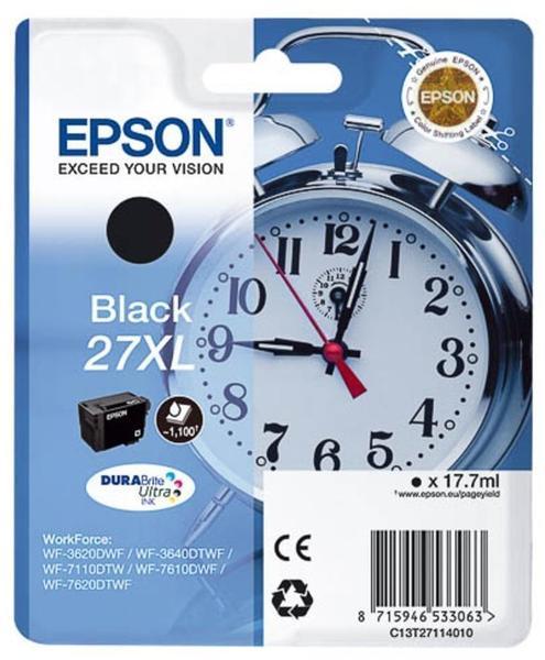Epson 27XL schwarz (C13T27114010)