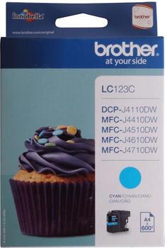 Brother LC-123C cyan