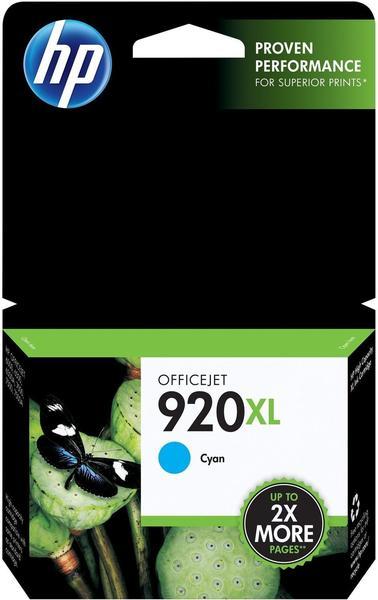 HP Nr. 920XL cyan (CD972AE)