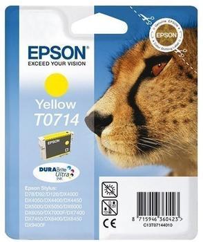 Epson T0714 gelb (C13T07144010)