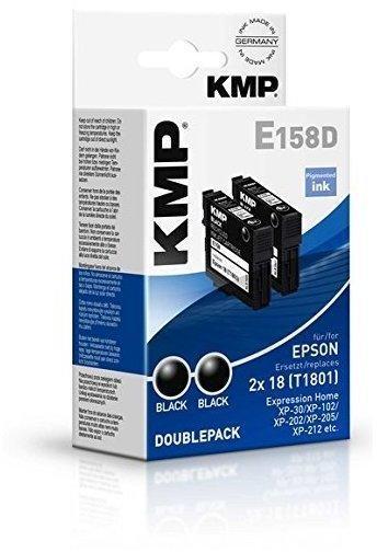 KMP E158D ersetzt Epson 18 schwarz (1622,4821)
